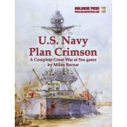 Great War at Sea - U.S. Navy Plan Crimson