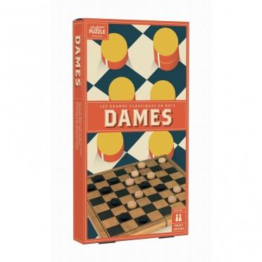 Dames Bois Vintage