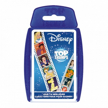 Top Trumps Disney