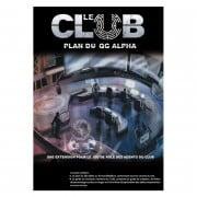 Le Club - Plan du QG Alpha