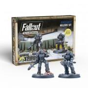 Fallout: Wasteland Warfare - Enclave Hellfire