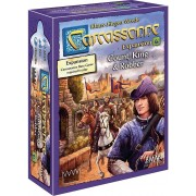 Carcassonne : Expansion 6: Count, King & Robber