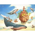 Puzzle - Odyssée Fantastique - 50 Pièces 1