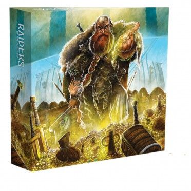 The Raiders of the North Sea - Collector's Box