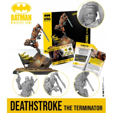 Batman - Deathstroke the Terminator