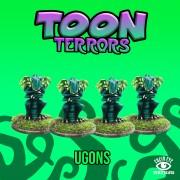 Toon Terrors - U-Gons