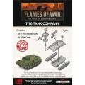 Flames of War - T-70 Tank Company 1