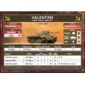Flames of War - Valentine Tank Company 6