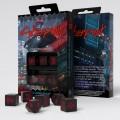 Cyberpunk Red Essential Dice Set (4D6 & 2D10) 1