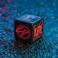 Cyberpunk Red Essential Dice Set (4D6 & 2D10) 4