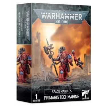 W40K : Adeptus Astartes - Space Marines Hammerfall Bunker