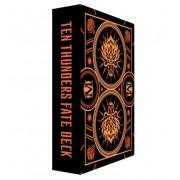Malifaux 3E: Ten Thunders Fate Deck