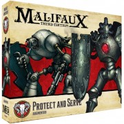 Malifaux 3E  - the Guild - Protect and Serve