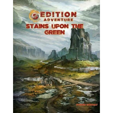 5th Edition Adventures Stains upon the Green