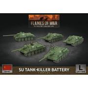 Flames of War - SU Tank-Killer Battery