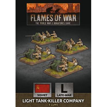 Flames of War - Light Tank-Killer Company