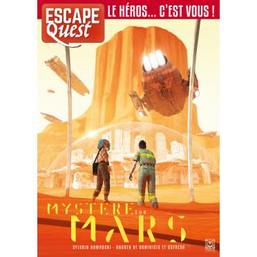 Escape Quest - Mystère sur Mars