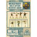 Dust - Mercenary Multi-Option Infantry Squad 0