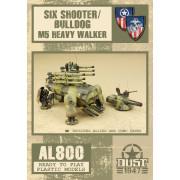 Dust - Sixshooter/Bulldog