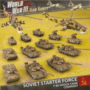 Team Yankee - Soviet Starter Force: T-80 Shock Tank Company
