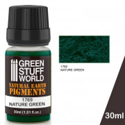 Pigments Nature Green