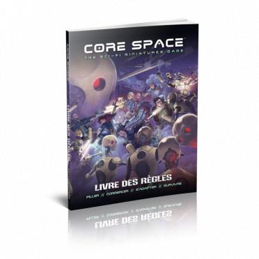 Core Space - Livre de Règles
