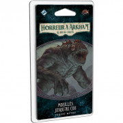 Horreur à Arkham : Le Jeu de Cartes - Mouillés jusqu'au Cou