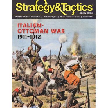 Strategy & Tactics 325 - Italian-Ottoman War 1911-1912
