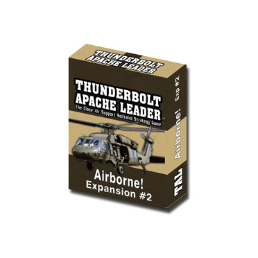 Thunderbolt Apache Leader Expansion 2 - Airborne