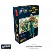 Bolt Action - Soviet Peoples Militia Squad