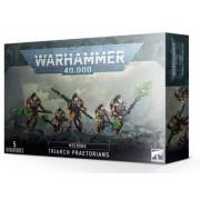 W40K : Necrons - Triarch Praetorians