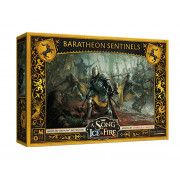 A Song Of Ice and Fire : Baratheon Sentinels