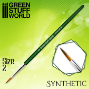 Green Séries : Pinceau Synthétique - 2