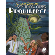 Call of Cthulhu RPG - The Shadow Over Providence