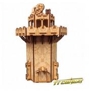 Sci-Fi Utopia - Guard Tower