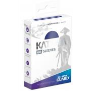 Ultimate Guard 60 pochettes Katana Sleeves format japonais Bleu