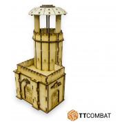Sci-Fi Utopia - Sandstorm Palace Tower