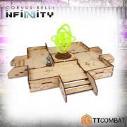 Sci-Fi Utopia - Plaza Complex