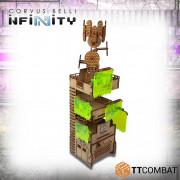 Sci-Fi Utopia - Comms Tower