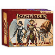 Pathfinder Second Edition - Bestiary 2 Battle Cards