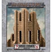Battlefield in a Box: Sandstone - Small Corner