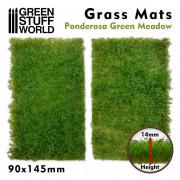 Grass Mat Cutouts - Ponderosa Green Meadow