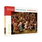 Puzzle - The Weeding Dance- Pieter Bruegel - 1000 Pièces