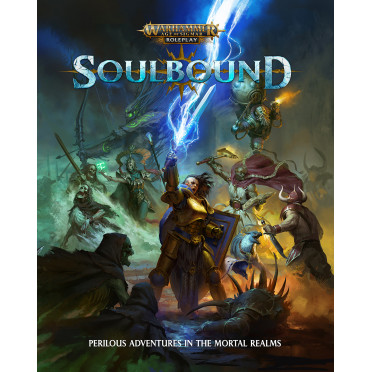 Acheter Warhammer Age of Sigmar: Soulbound - Core Rulebook - Jeux de rôle -  Cubicle 7
