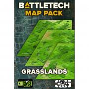 BattleTech Map Set Grasslands