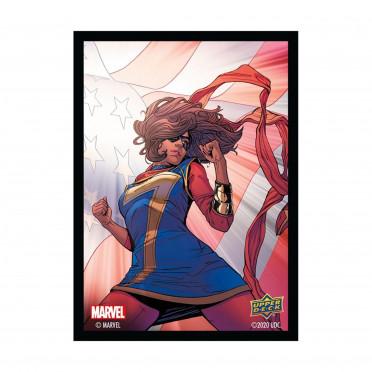 Marvel Card Sleeves: Ms Marvel