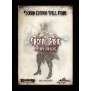 Pathfinder Second Edition - Arcane Basic Spell Card Set