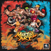 Boite de Martial Art
