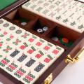 Mahjong Boite bois 0