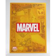 Marvel Champions Art Sleeves - Marvel Orange